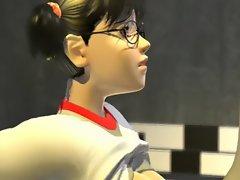 Umemaro 3D - Vol.4 - Mai