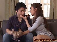 Misa Tachibana real asian mature