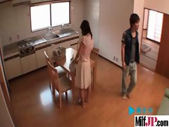 Milf Japanese Get Hardcore Fucked clip-07