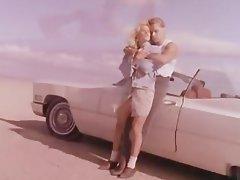 Blonde fucked on highway retro clip