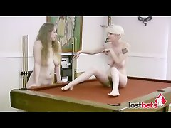 Strip 8Ball With Naomi and Lieza part 2