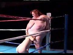 Huge Boob Bbw Wrestles A Midget Babe Then Fucks Her BBW fat bbbw sbbw bbws bbw porn plumper fluffy cumshots cumshot chubby