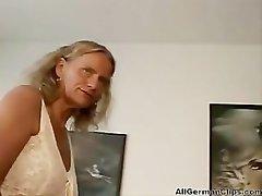 German Mature 50 german ggg spritzen goo girls