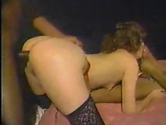 Viper Gets Bbc In Ass And Mouth black ebony cumshots ebony swallow interracial
