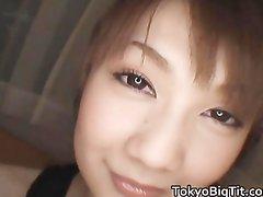 Erika Kirihara steamy real asian model
