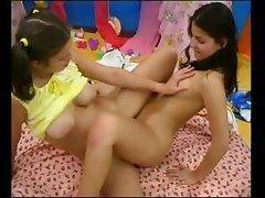 Young Hot Lesbians