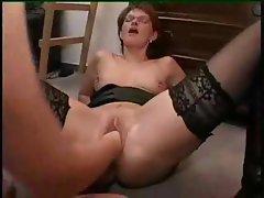 Female Fisting