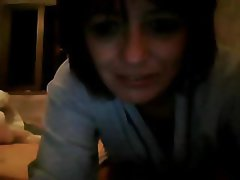 Gratifying twist with a captivating melissa's mop buckett do some cuddling on cam