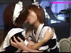 Lesbian Asian Maids