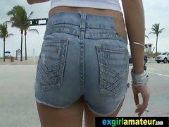 Amateur Teen Hot Girl Get Hard Sex clip-31