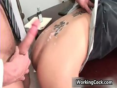 Shane Frost fucking and sucking gay porno