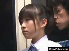 PublicSex in Japan - Asian Teens Exposed Outdoor 32