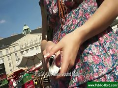 Public Pickups - Nude Czech Girls Get Paid For Public Sex Acts 27