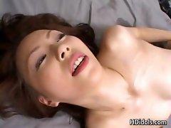 Tomoe Hinatsu gets hammered by cock part3