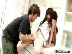 Japanese idol Usagi Amakusa gets her part6