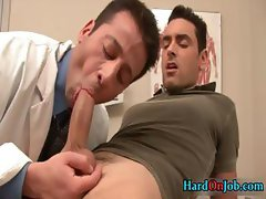 Super hot dude gets his gay penus part5