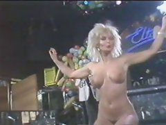 Candy Davis Miss Nude 82 Nude Stage Contest