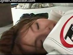 Cutie japanese japanese daughter spread her pussy