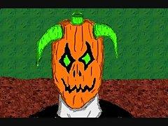 XXX Pumpkin Monster Loving part1
