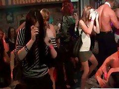 Sweet hardcore girls party