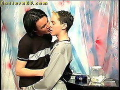 Luis and Blave in great sucking fucking