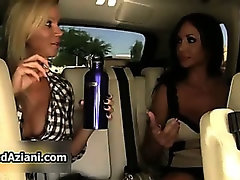 Two stunning sensual pornstars with big