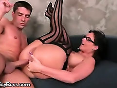 Executive Pussy Pounded