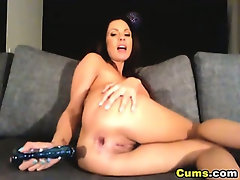 Solo Multiple Dildo Playtime HD