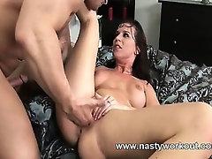 Penis crazed cum slut