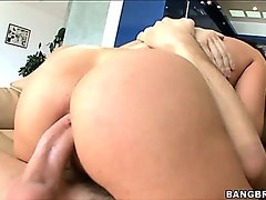 Beverly Hills Loves Dick In Her Ass & Cum In Her Pussy