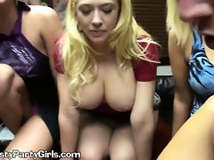 Four Office Girls Going Wild In The Office