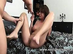Schlong crazed female