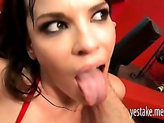 Dana DeArmond facesitting throated and analized for cum