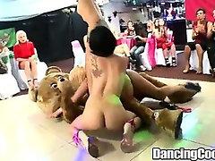 Dancingcock Huge Cock Party