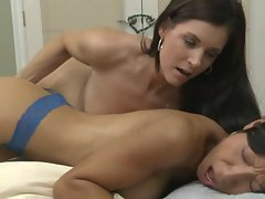 Indian Summers loves pleasing Tia Lings Hot sexy tight snatch