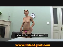 FakeAgent Flexible pussy