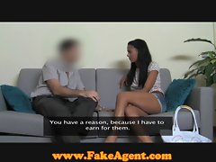 FakeAgent She's all woman!