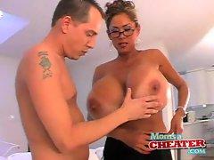 Minka XXX hardcore huge tits