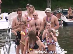 Enjoy This Classic Partycove Fun Part 1 With Sexy Babes