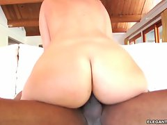 Rampant Briella Bounce gets impaled up her ass hole