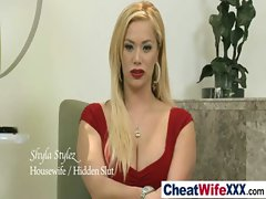 Nasty Wife Cheat And Fuck Hard movie-32