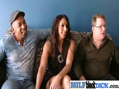 Sexy Milf Get Fucked Hard By Black Dick movie-29