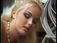 Sylvia Saint hot anal sex outdoors