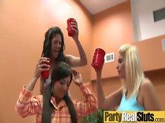 At Party Slut Teen Girl Get Hard Nailed movie-28