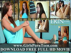 Erin horny girl masturbating pussy full movies