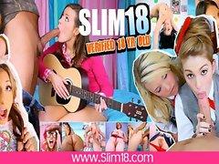 Art Studio Bang for Teen Slut Ivana Sugar - Slim18.com