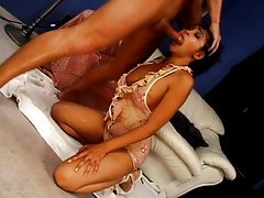 Mika Tan in her deepest role