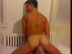 Video night turns into cock fight