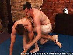 Petr Morava vs Milan Perger Nude Wrestle