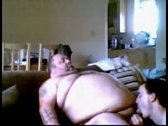 Sucking Chubby Cocks